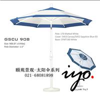 供应八边形自动倾斜伞户外庭院伞太阳伞沙滩伞遮阳伞