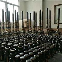 中山市文宏景观照明铝制3米庭院灯厂家直销