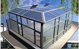 原创-阳光房夏天隔热、遮阳的8个解决办法!-阳光房遮阳