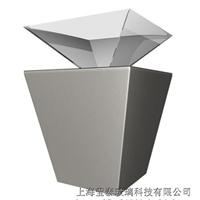 全息投影玻璃加工 调光玻璃柜定制幻影成像专用分光镜