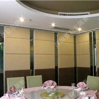 可折叠移动会议室活动隔断墙供应