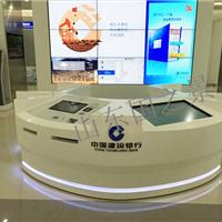 建设银行大堂经理台定制厂家 国之景专业供应
