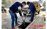 图说怀化丨市政设施维护处开展排水管道清淤工作-排水管道清洗