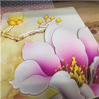广州市3D彩色单板厂家直销铝板彩印全国最低价