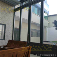 永锢门窗145系列5.0厚度超强抗压折叠门隆重上市