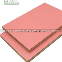 雪宝炫彩系列生态板粉红公主