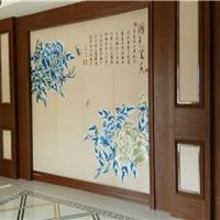 软硬包与【实木护墙板】搭配 创新营销模式