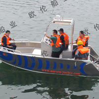 5.2米小型钓鱼艇,休闲钓鱼艇