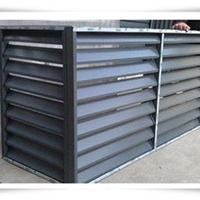 南京锌钢百页窗围墙护栏生产厂家实惠定做