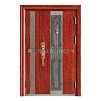 兴达门业甲级子母防盗门,精雕,颜色尺寸可定制