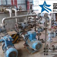 电厂供暖换热站、空预器、冷凝器、疏灰管道、隔板等高压化学清洗