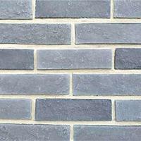 山东文化砖别墅外墙砖仿古砖厂家直销白砖红黄黑混色系文化砖