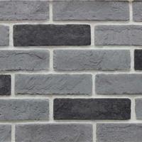 杭州文化砖别墅外墙砖仿古砖白砖红黄黑混色系砖青灰砖厂家
