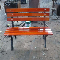 公园椅 防腐木户外园林公园休闲椅 圆形方形树围椅