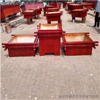 北京木质花箱花盆实木花箱组防腐木花箱花盆