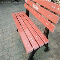 河北木质公园椅公园休闲座椅园林椅 树围椅户外 塑木平凳