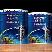 环保墙面漆好运世界海藻泥全效内墙乳胶漆