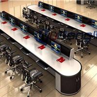 广西调度台生产厂家 桂林监狱监控操作台 调度主控桌作用