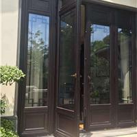 2017年大汉门窗新款铝包木门窗