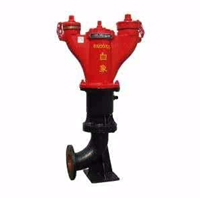 批量促销白象牌室外地下消火栓   地上消火栓