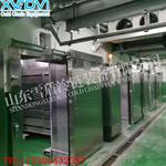 手动平移冷库门 聚氨酯推拉门 优质冷库平移门厂家