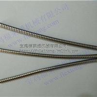 内径4mm双扣不锈钢金属软管 精密仪表配线保护管