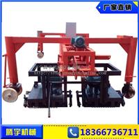 悬挂刻纹机济宁腾宇专业生产 混凝土路面桁架刻纹机防滑刻纹机