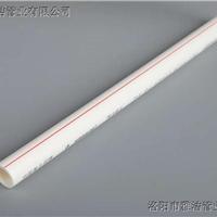 PPR热水管 自来水管 白色 抗菌家用管