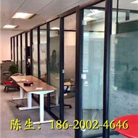 深圳哪里有做中空百叶玻璃隔断隔墙的厂家
