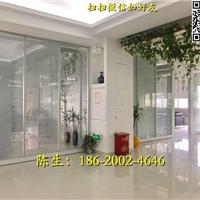深圳中空百叶玻璃隔断隔墙