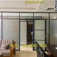 深圳办公室铝合金玻璃隔断隔墙生产厂家价格