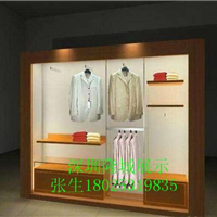 供应服装展柜 服装展示柜定制 深圳服装展示柜定制厂家