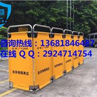 电梯维护围栏/布艺折叠围栏/折叠围栏/布艺围栏