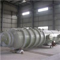 烟气脱硫喷淋塔除尘效率可达99%-润龙