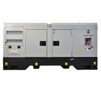50KW封闭式静音柴油发电机