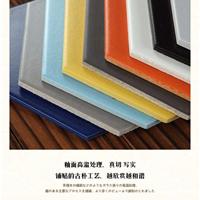 230x200纯色六角砖彩色耐磨砖仿古砖墙地砖