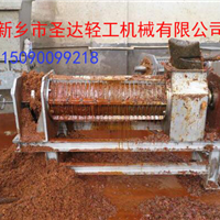 2017现货食品级鲜花椒双螺旋压榨机(304不锈钢制造)