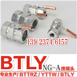YTTW BTTZ BTLY4X4矿物质电缆终端头