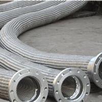 厂家原材料 定做 大口径的白钢软管