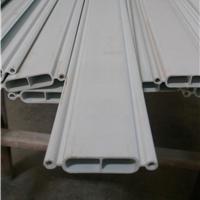 风口型材塑钢百叶窗框百叶条百叶片百叶架