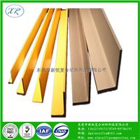 供应非金属材料 玻璃纤维角钢拉挤型材厂家定做 玻璃钢绝缘材料
