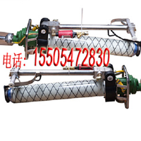 MQT-120/2.8型气动锚杆钻机特点及操作方法