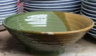 陶瓷剪纸贴花纹碗厂家直销加工陶瓷寿碗汤碗面碗定制生产菜碗