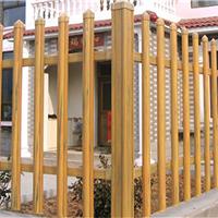 云南昆明草坪护栏厂家,PVC护栏,塑钢护栏