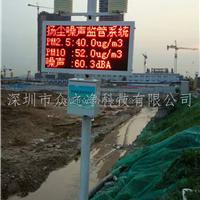 惠州建筑施工扬尘噪声在线实时监控方案 惠州工地扬尘监测系统