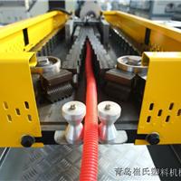 单壁波纹管生产线 单壁波纹管设备 穿线波纹管生产设备