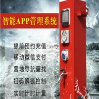 指印智能水电桩ZDWI-04 APP水电桩