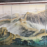 广东饰纪尚品家装绿色时尚集成墙板