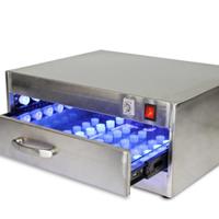 超低价LED紫外线UV固化箱 手机屏维修固化灯箱 UV胶水油墨烤箱