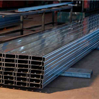 C型钢檩条较新优惠厂家值得信赖,大量供应优惠的c型钢